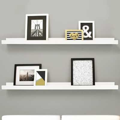 Edge Floating Shelf Set - Birch Lane