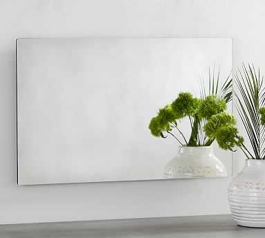 "Turner Mirrors, Rectangle, 32 x 20"" - Pottery Barn"