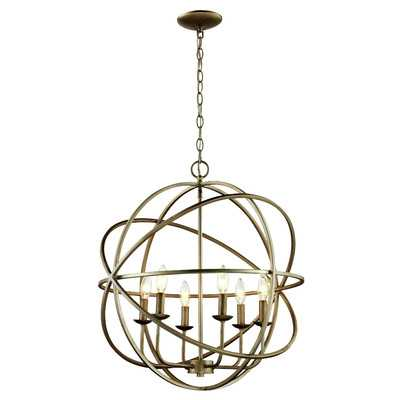 Baitz 6-Light Chandelier - Wayfair