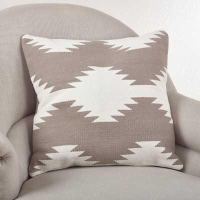 Kilim Cotton Throw Pillow - Wayfair