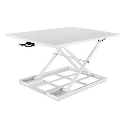 Ergonomic Height Adjustable Standing Desk Converter - Wayfair