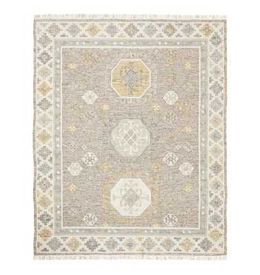 Goodwin Indoor/Outdoor Rug - Gray & Teal - Rejuvenation