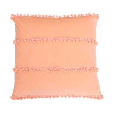 Rahma Pom Pom Throw Pillow - Wayfair