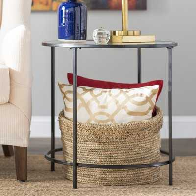Casanova End Table - Wayfair