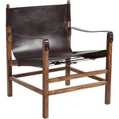 Expat lounge chair - CB2