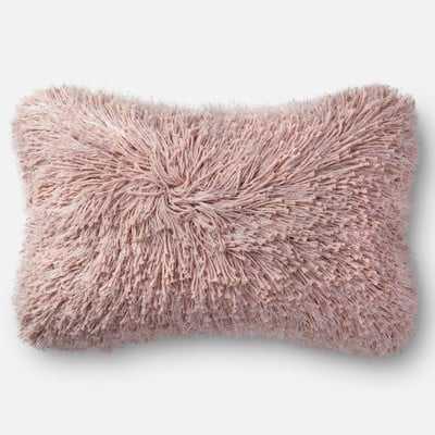 Hitchin Shag Pillow Cover - Wayfair