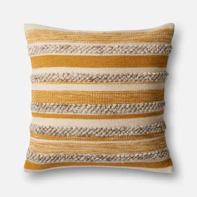 PILLOWS - GOLD / IVORY - Loma Threads
