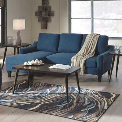 Bryton Left Hand Facing Sleeper Sectional - Wayfair