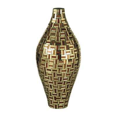 Reaon Tall Vase - Wayfair