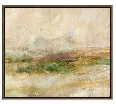 Beneath The Horizon Framed Print, 35x30 - Pottery Barn