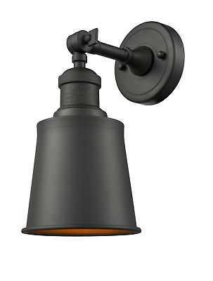 Innovations Lighting Addison 1-Light Bath Sconce: Oil Rubbed Bronze - LED - eBay