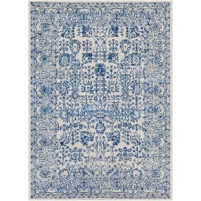 Harput Ivory 5 ft. x 7 ft. Indoor Area Rug - Home Depot