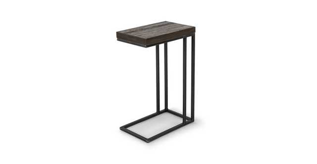 Taiga Smoke Side Table - Article
