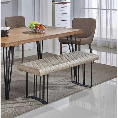 Dupont Upholstered Dining Bench - Wayfair