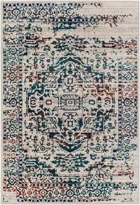 "Stretto 7'10"" x 9'10"" Area Rug - Neva Home"