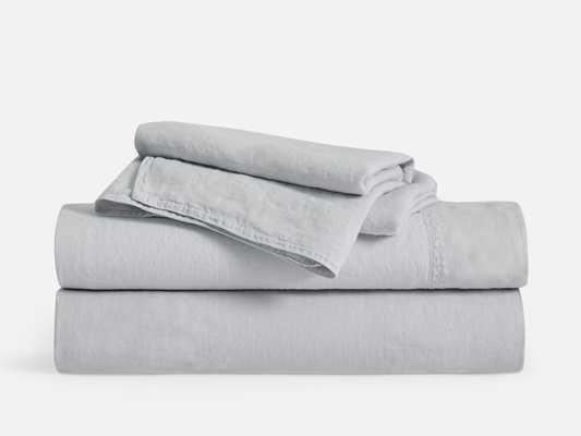 Linen Core Sheet Set - Full / Haze - Brooklinen