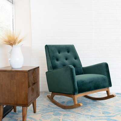 Courtright Rocking Chair - Wayfair