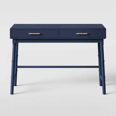 Oslari Painted Desk Blue - Opalhouse - Target