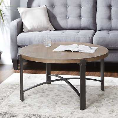 Ivy Bronx Baratta Distressed Coffee Table - eBay