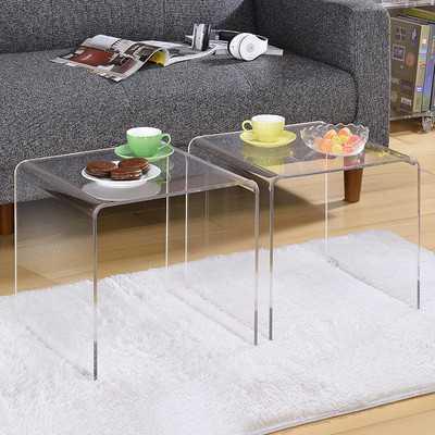 Channing End Table (Set 2) - Wayfair