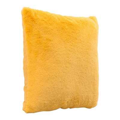 Palmer Yellow Decorative Pillow - Home Depot