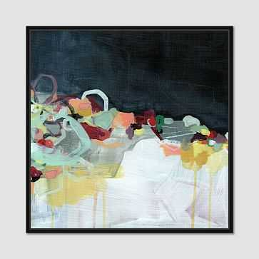 "Minted for west elm, Abstract Landscape, 44""x44"" - West Elm"