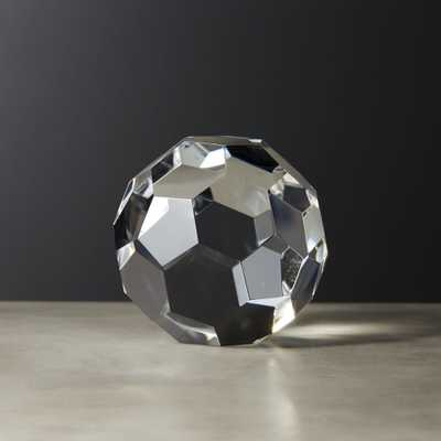 Andre Large Crystal Sphere - CB2