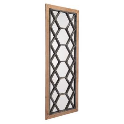 Moroccan Brown Wall Mirror - Home Depot