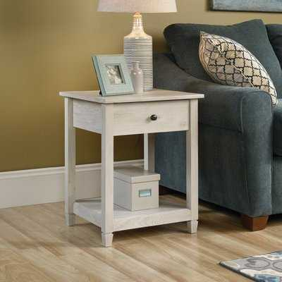 Lamantia End Table with Storage  - Birch Lane
