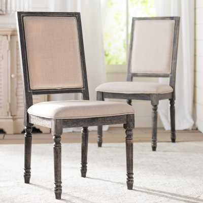 Altier Side Chair- set of 2 - Wayfair