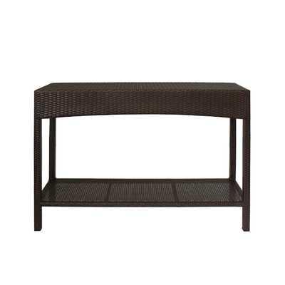 Levins Indoor/Outdoor Console Table - Wayfair