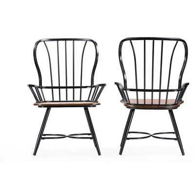 Longford Arm Chair - Wayfair