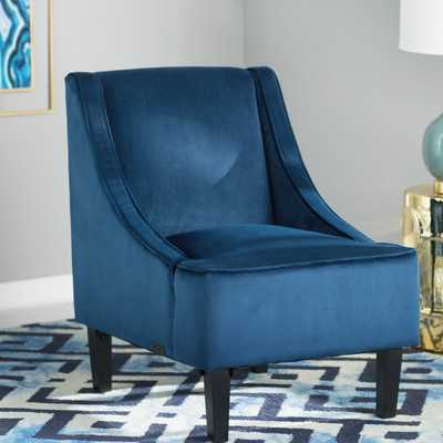 Benat Swoop Side Chair - AllModern