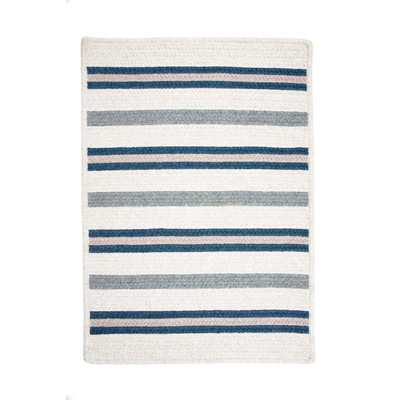 Allure Polo Blue Area Rug - Wayfair