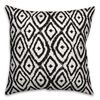 Elmsford Pattern Outdoor Throw Pillow - Wayfair