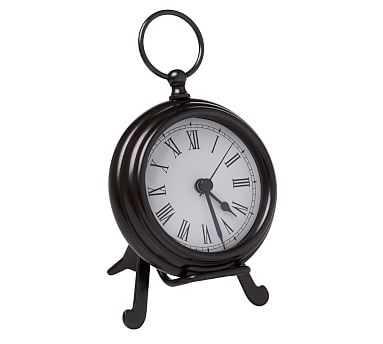 Pocket Watch Clock, Small, - Pottery Barn
