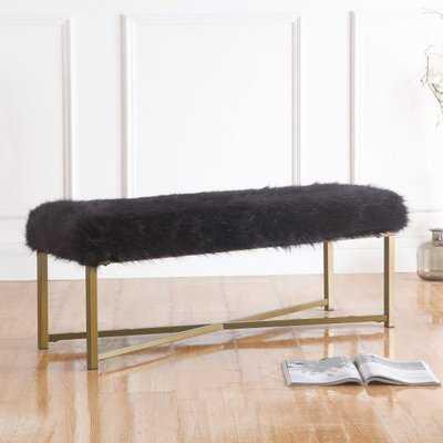Farley Fabric Upholstered Bench - AllModern