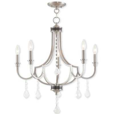 Crayford 5-Light Candle-Style Chandelier - Wayfair