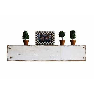 Merrell Mantel Wall Shelf - Wayfair