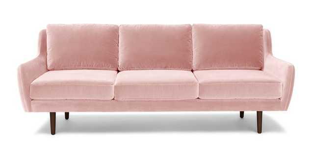Matrix Blush Pink Sofa - Article