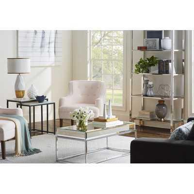 Olander Etagere Bookcase - Wayfair