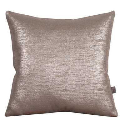 Glam Gray Pewter (Silver) 20 in. x 20 in. Decorative Pillows - Home Depot