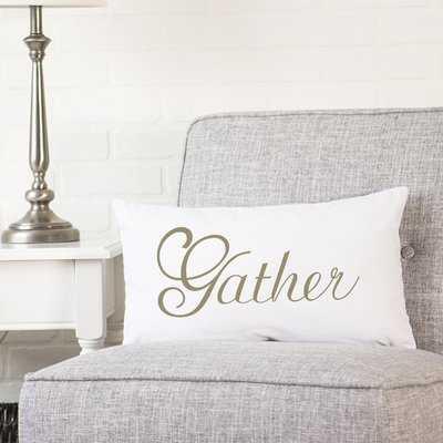 Attell Gather Lumbar Pillow - Wayfair