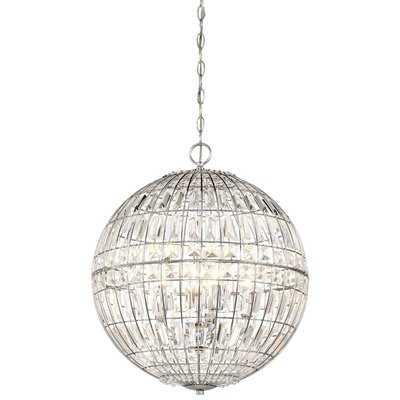 Palermo 5-Light Globe Pendant - Wayfair