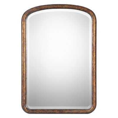 Rectangle Wood Wall Mirror - Wayfair