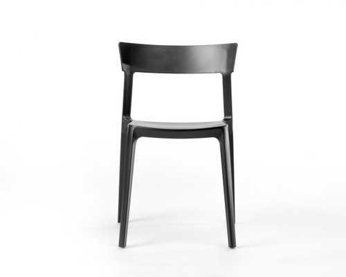Skin Chair - Black - Rove Concepts