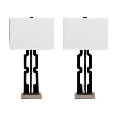 Delgado Table Lamp Set - AllModern