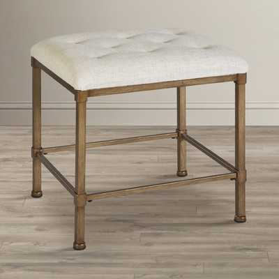 Gwyneth Backless Vanity Stool - Wayfair