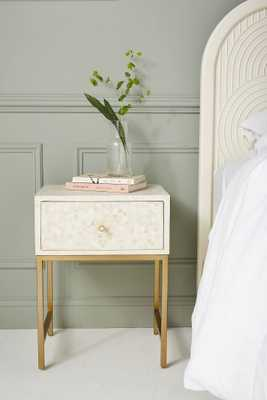 Star Inlay Nightstand - Anthropologie