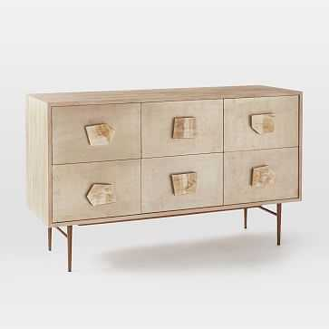 Roar + Rabbit Jeweled 6-Drawer Dresser - West Elm